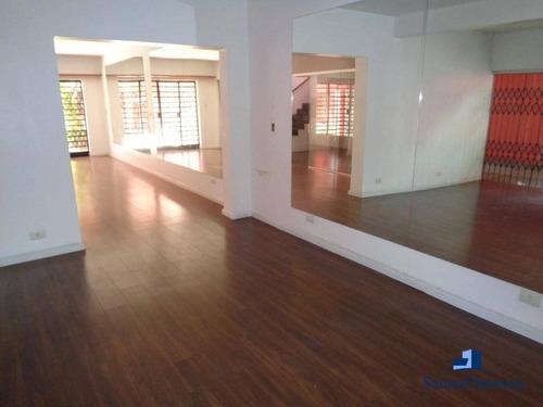Sobrado Com 3 Dormitórios À Venda, 250 M² Por R$ 1.495.000,00 - Campo Belo - São Paulo/sp - So0166