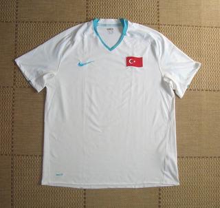Camisa Original Turquia 2008 Away