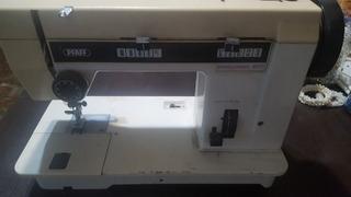 Máquina De Coser Alemana Pfaff Hobbymatic 800