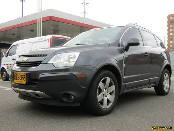 Chevrolet Captiva Sport 2.4 Aa Ab Abs At