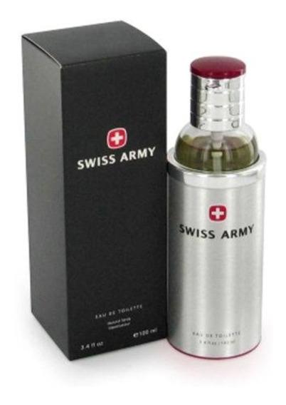 Swiss Army Classic Victorinox Edt 100ml Caixa Lacrad 100% Origina Promo Melhor Preço Menor Valor+ Brinde Amostra Grátis
