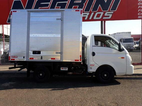 Caminhão Hr Hdb Baú Novo De Aluminio 2016 Negrini Utilitário