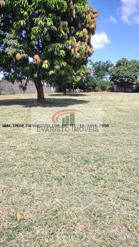 Terreno Para Venda Em Limeira, Condominio Santa Helena - 4122_1-1826372