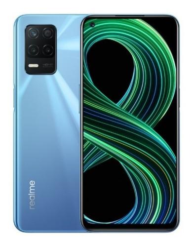 Imagen 1 de 7 de Realme 8 128gb 6gb Ram - 5g + Funda - Phone Store