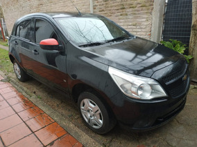 Chevrolet Agile 1.4 Ls Aa+da+mp3
