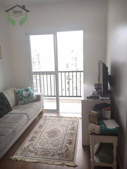 Apartamento Residencial À Venda, Umuarama, Osasco. - Ap1662