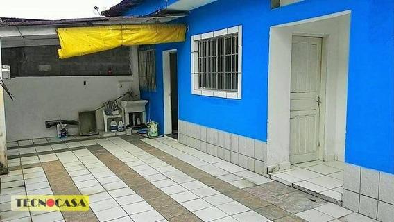 Edícula Para Venda, Jardim Quietude, Praia Grande. - Ed0007