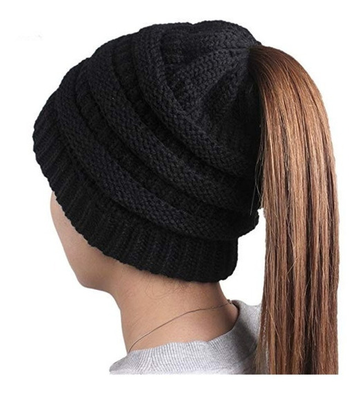 Gorro Cc Ponytail Doble Uso