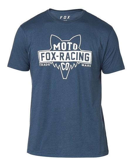Playera Fox Flat Head Ss Premium