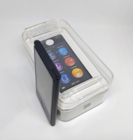 iPod Nano 7 Gen 16gb Chumbo Rádio Semi Novo Parcelado Ygk64