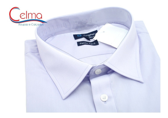 2507 Camisa Raphy Manga Curta Passa Fácil