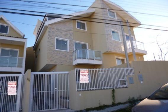 Triplex Com 3 Dormitórios Em Sitio Cercado Curitiba -pr