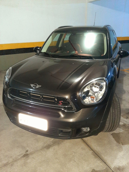 Mini Cooper Countryman 1.6 S Top (aut) 4p 2016 - Turbo