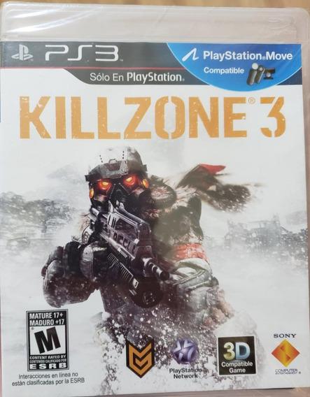 Kill Zone - Killzone 3 - Jogo Ps3