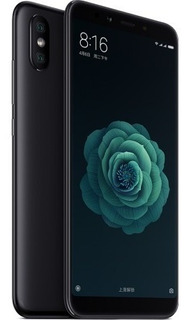 Xiaomi Mi A2 4/64gb Negro / Global Homologado- Kinestore