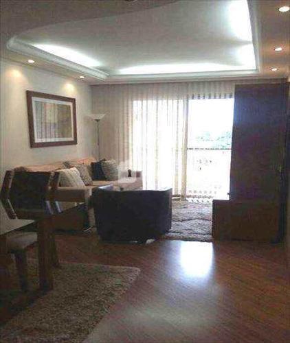 Apartamento Com 3 Dorms, Portal Do Morumbi, São Paulo - R$ 390 Mil, Cod: 3014 - V3014