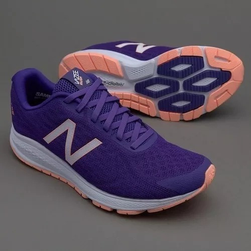 Zapatillas Running Womens New Balance Wrushvl2 - La Plata -
