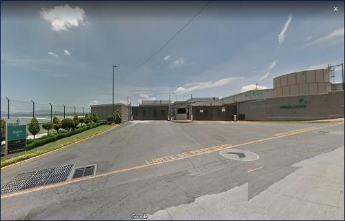 Cuautitlan San Martín Obispo Nave 10,368 M2 Oficinas Anden.
