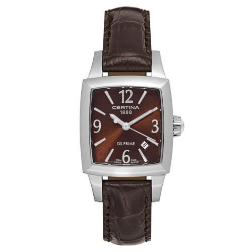 Reloj De Cuarzo Para Mujer Certina C004-310-16-297-00