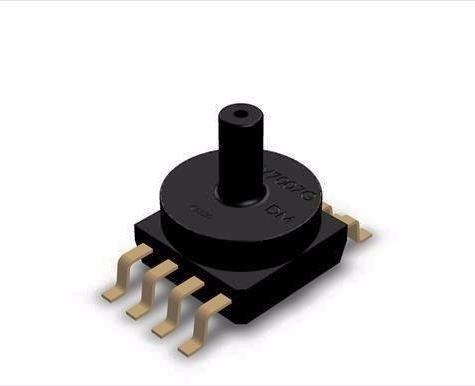 Sensor Mpxa6115a Integrado De Pressão Novo Lacrado