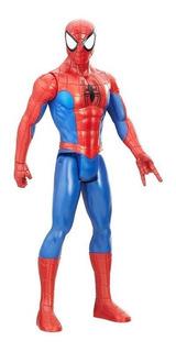 Spiderman Figura De Acción Titan Hero Series E0649as00/04