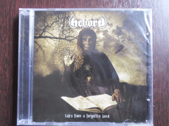 Cd Hevord - Talcs From A Forgotten Land