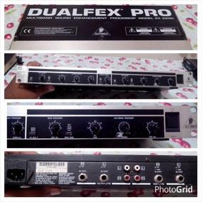 Processador Dualfex Pro Ex 2200 Behring