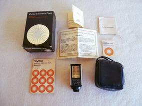 Flash Vivitar Electronic 252 Made In Japan