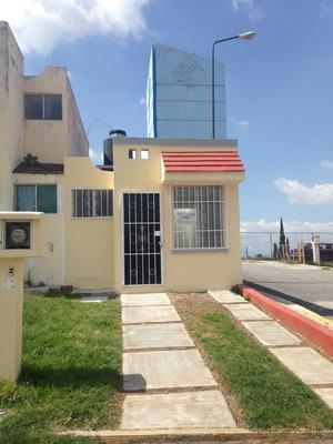 Casa De 1 Nivel Al Sur De Puebla