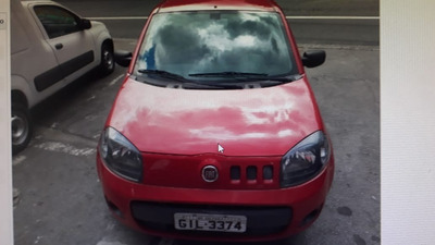 Fiat/uno Vivace 1,0 Flex Manual