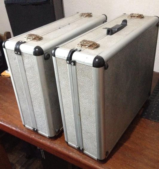 Case Para Toca-discos Mk2 Technics, Stanton, Numark (par)
