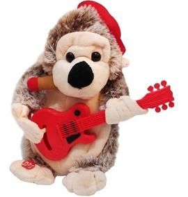 Macaco De Pelúcia Musical Toca Guitarra Ch8023