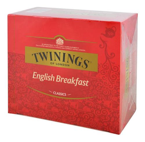 Te Twinings English Breakfast Classics - Caja X50 Sobres