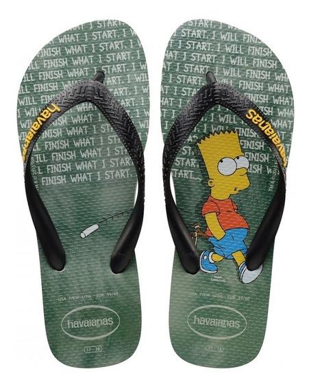Havaianas Kids Simpsons - Verde