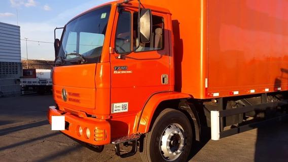 Caminhão Baú Mb/ 1718 2009/2009