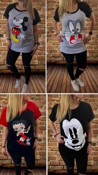 Remera Disney