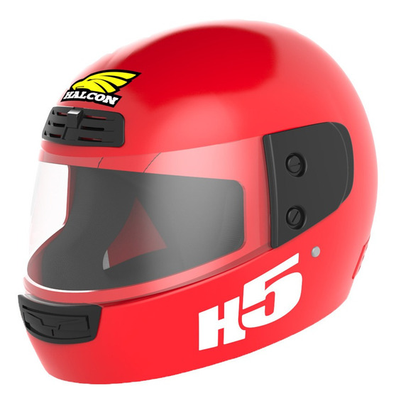 Casco Moto Halcon H5 Integral Tienda Oficial