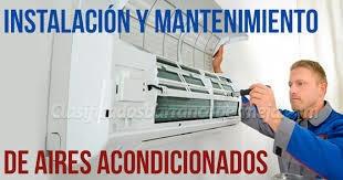 Instalacion, Reparacion Y Mantenimiento De A/a