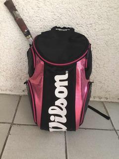 Mochila Para Tennis Wilson