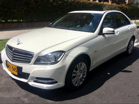 Mercedes Benz Clase C 200 Elegance