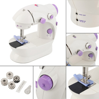Maquina Coser Portatil Mini Sewing Machine G R A T I S Envio