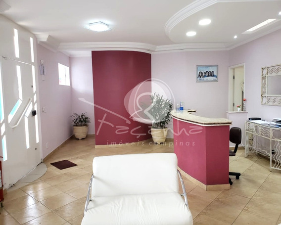 Consultório Para Venda No Bonfim Em Campinas - Imobiliária Em Campinas - Ca00840 - 68120781