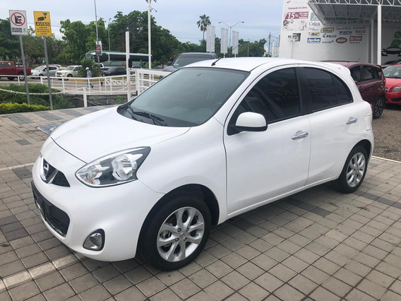 Nissan March Advance 2018