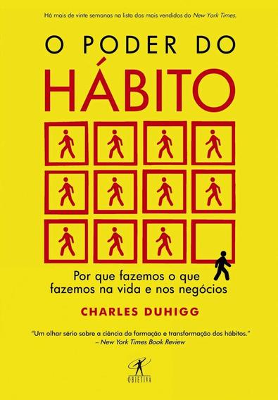 O Poder Do Hábito - Charles D (autoajuda Psicologia Mindset)