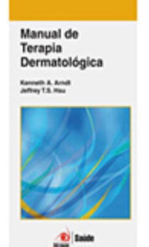 Livro - Manual De Terapia Dermatológica