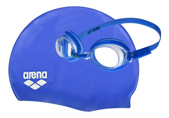 Kit Gafa Y Gorro Arena Pool Junior (niños) Arena