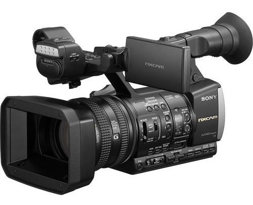 Sony Hxr Nx3/1 Nxcam Professional Handheld Filmadora