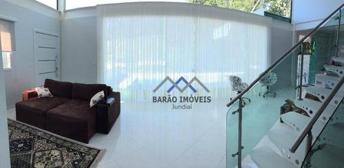 Casa À Venda, 500 M² Por R$ 2.250.000,00 - Serra Dos Lagos - Cajamar/sp - Ca0116