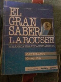 Enciclopedia El Gran Saber Larousse