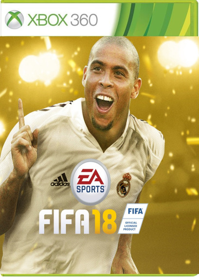 Fifa 18 - Dublado Completo Xbox 360 Midia Digital